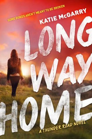 LONG WAY HOME by Katie McGarry