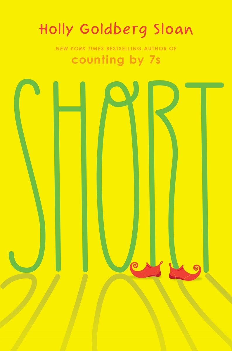 Short by Holly Goldberg Sloan GUEST POST