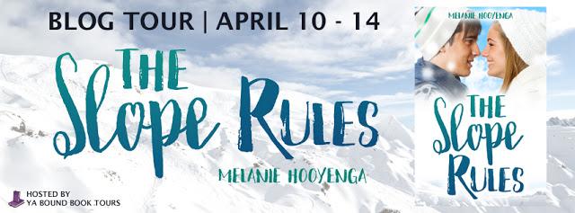 The Slope Rules by Melanie Hooyenga