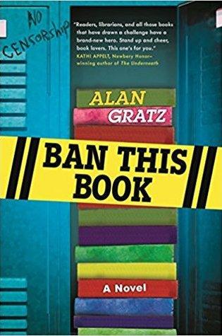 BAN THIS BOOK by Alan Gratz