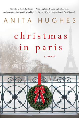 Christmas In Paris by Anita Hughes