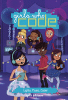 Girls Who Code by: Sarah Hutt & Illustrated: Brenna Vaughan