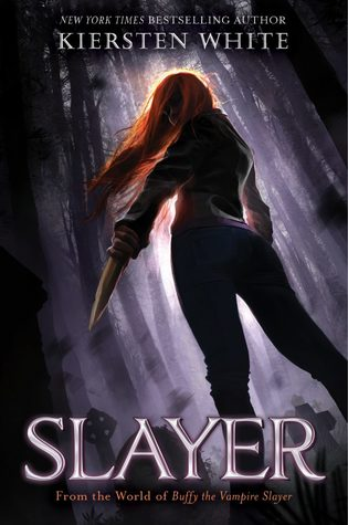 Slayer by Kristen White