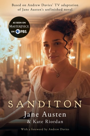 Sanditon by: Jane Austen & Kate Riordan