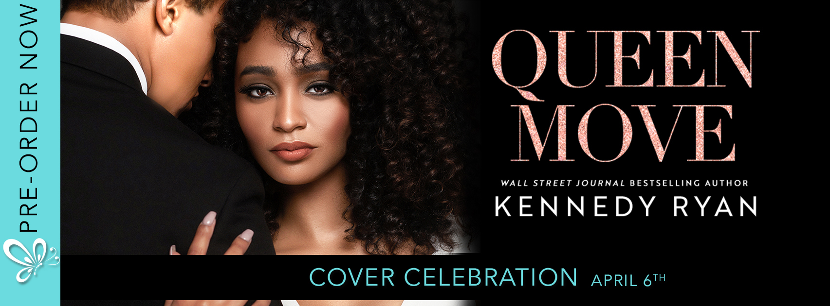 Cover Celebration! Queen Move by Kennedy Ryan