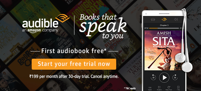 Amazon Amazing Audible Book