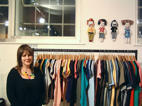Lazy Oaf at Margin London +