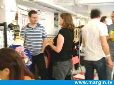 MARGIN LONDON AUGUST 2007 + YAMAMA