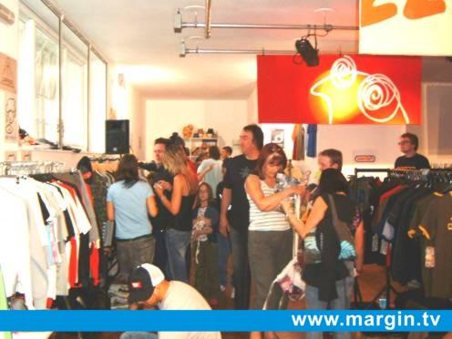 Margin London August 2004