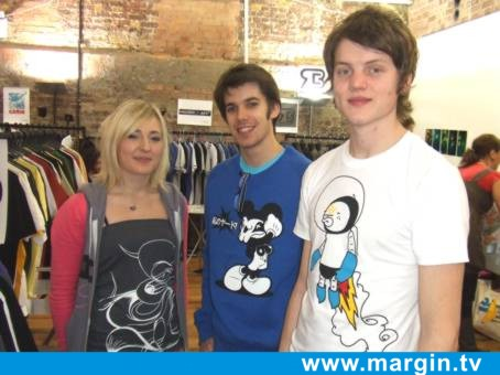 M.Y Clothing at Margin London February 2008