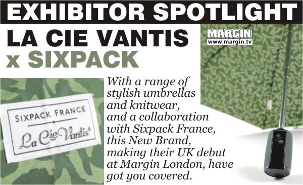 La Cie Vantis at Margin London
