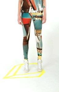 Dream Nation Leggings
