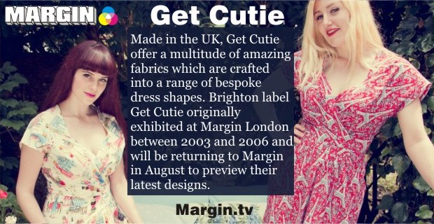 August 2013 Preview + Get Cutie at Margin London