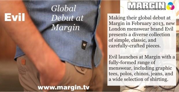 Evil at Margin London February 2013