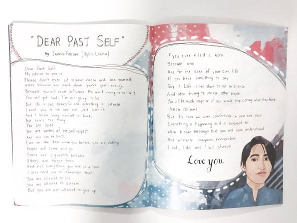 Dear Past Self