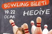 Karnesini Getirene Bowling Bileti Hediye