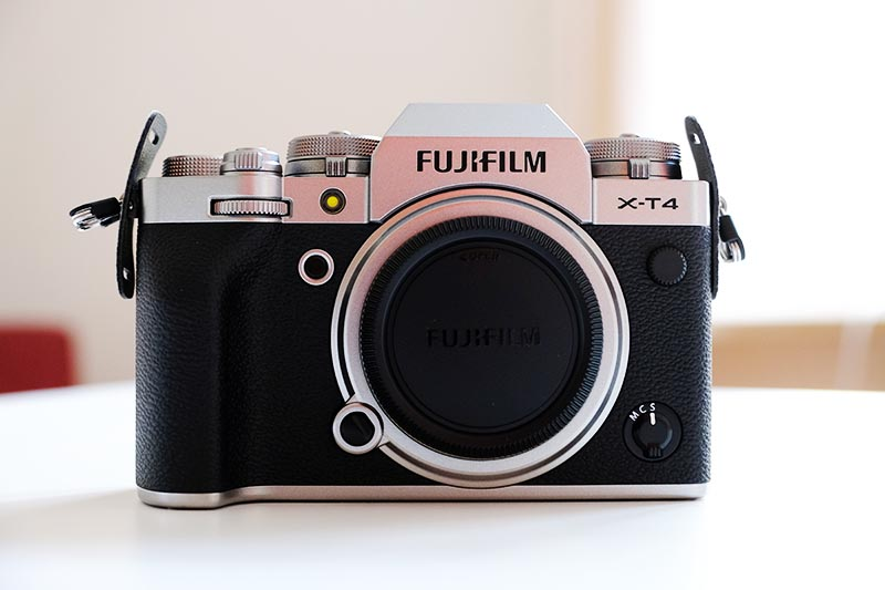 Fuji XT-4 – Next generation?