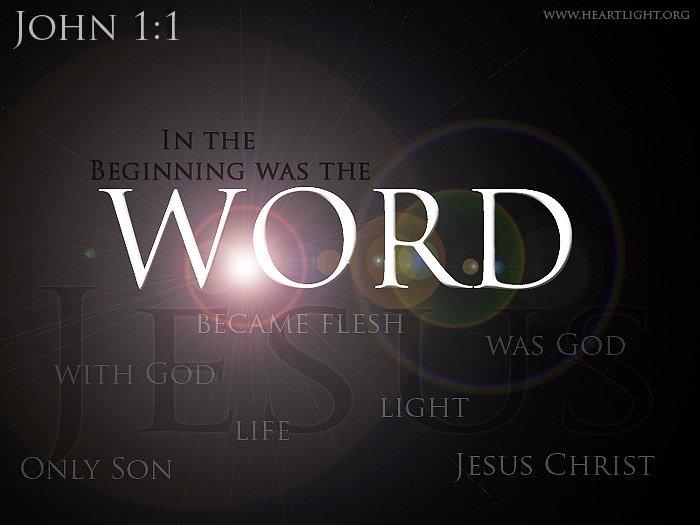 John's Prologue - John 1:1-18