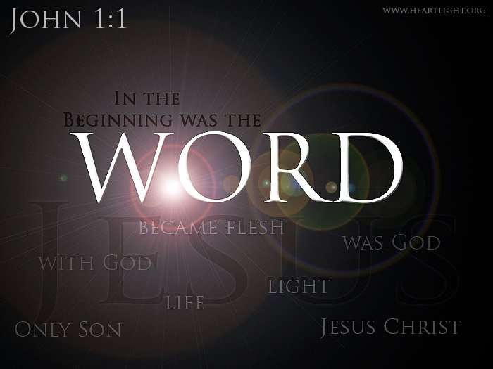 John's Prologue – John 1:1-18
