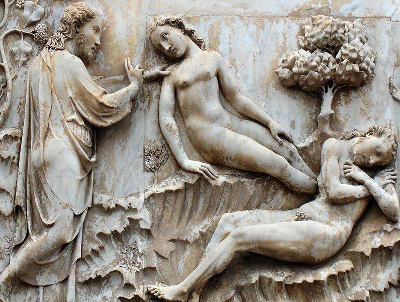 The Human (Ha'adam), Man (Ish) and Woman (Ishshah) in Genesis 2