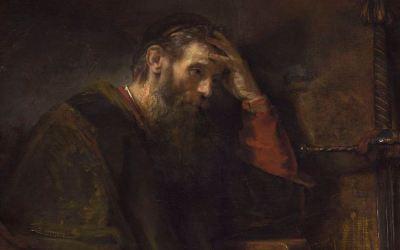 Paul's Hebrew Heritage – Philippians 3:4-8