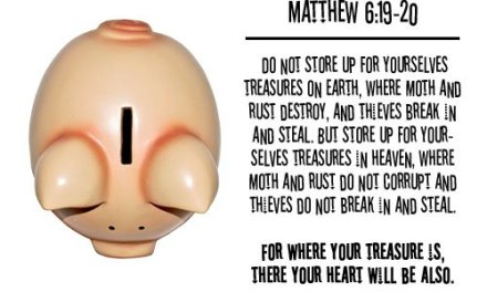 Money and Ministry – Philippians 4:10-20