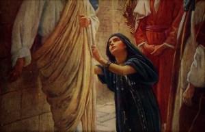Canaanite woman Matthew's Gospel