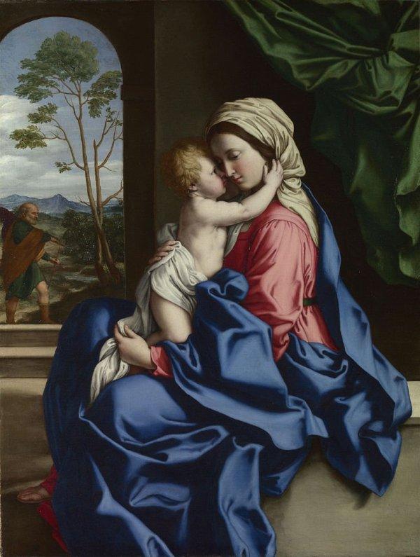 The Virgin Mary