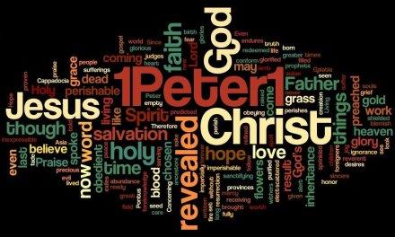 Precious Redemption – 1 Peter 1:17-21