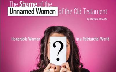 """The """"Shame"""" of the Unnamed Women of the Old Testament"""