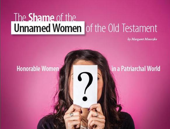 The Shame of the Unnamed Women of the Old Testament