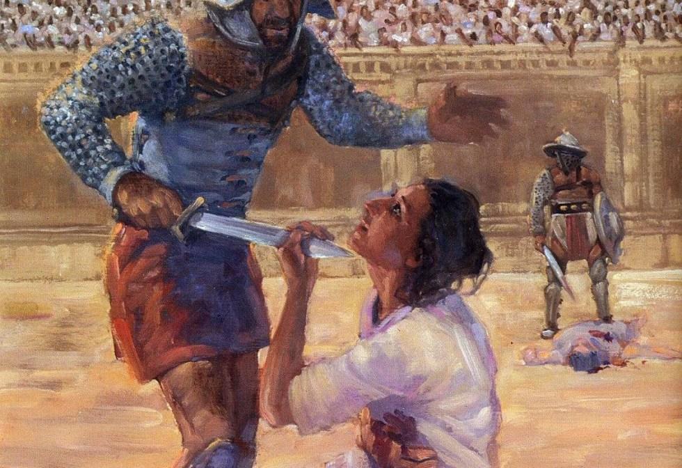female Christian martyrs