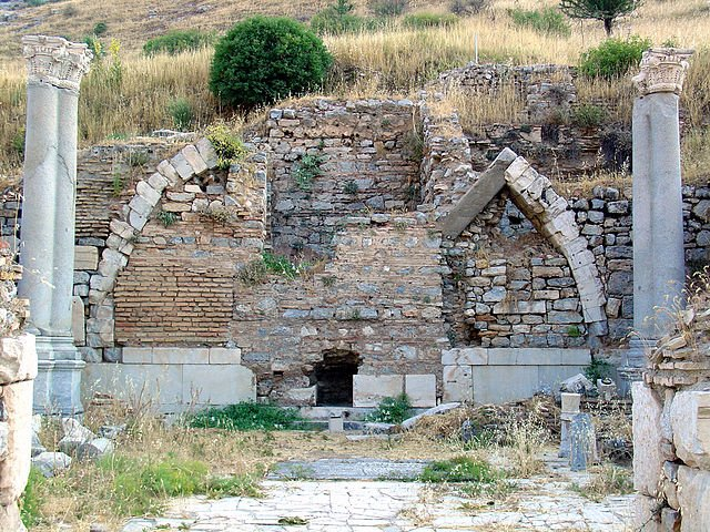 The prominence of women in the cults of Ephesus