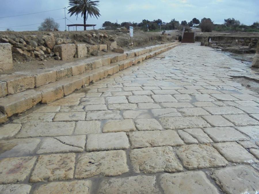 Sepphoris, Galilee