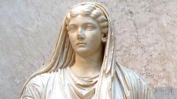 Livia Drusilla, wife of Caesar Augustus