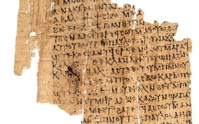 Theonoe and Myrte: Prophetesses in Corinth