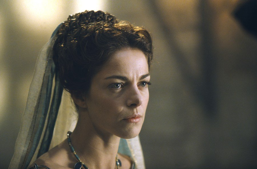 Pontius Pilate's wife, who knew Jesus was innocent