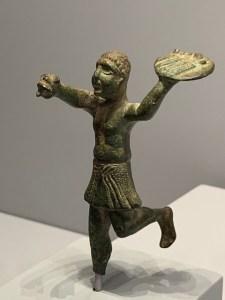 Running Servant, Getty's Museum, Italic 300-200 BC diakonos