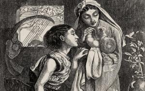 Miriam Moses Bible