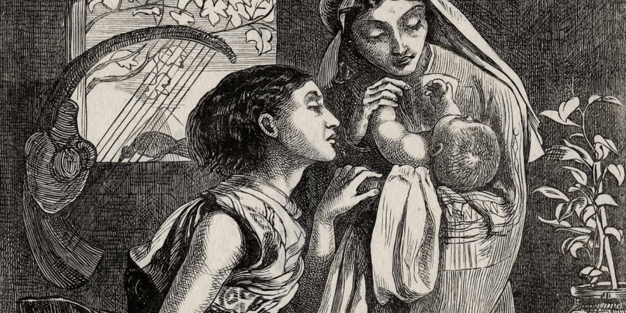 Did Miriam the prophetess only minister to women?