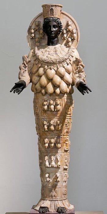 The Regalia of Artemis Ephesia