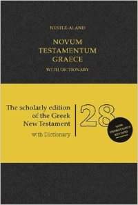 Barbara Aland and the Nestle-Aland Greek New Testament