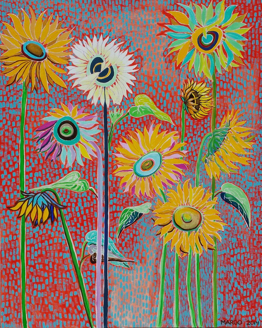 The Siamese Sunflower, 2014