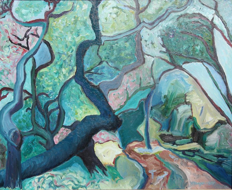 Trees, 1989