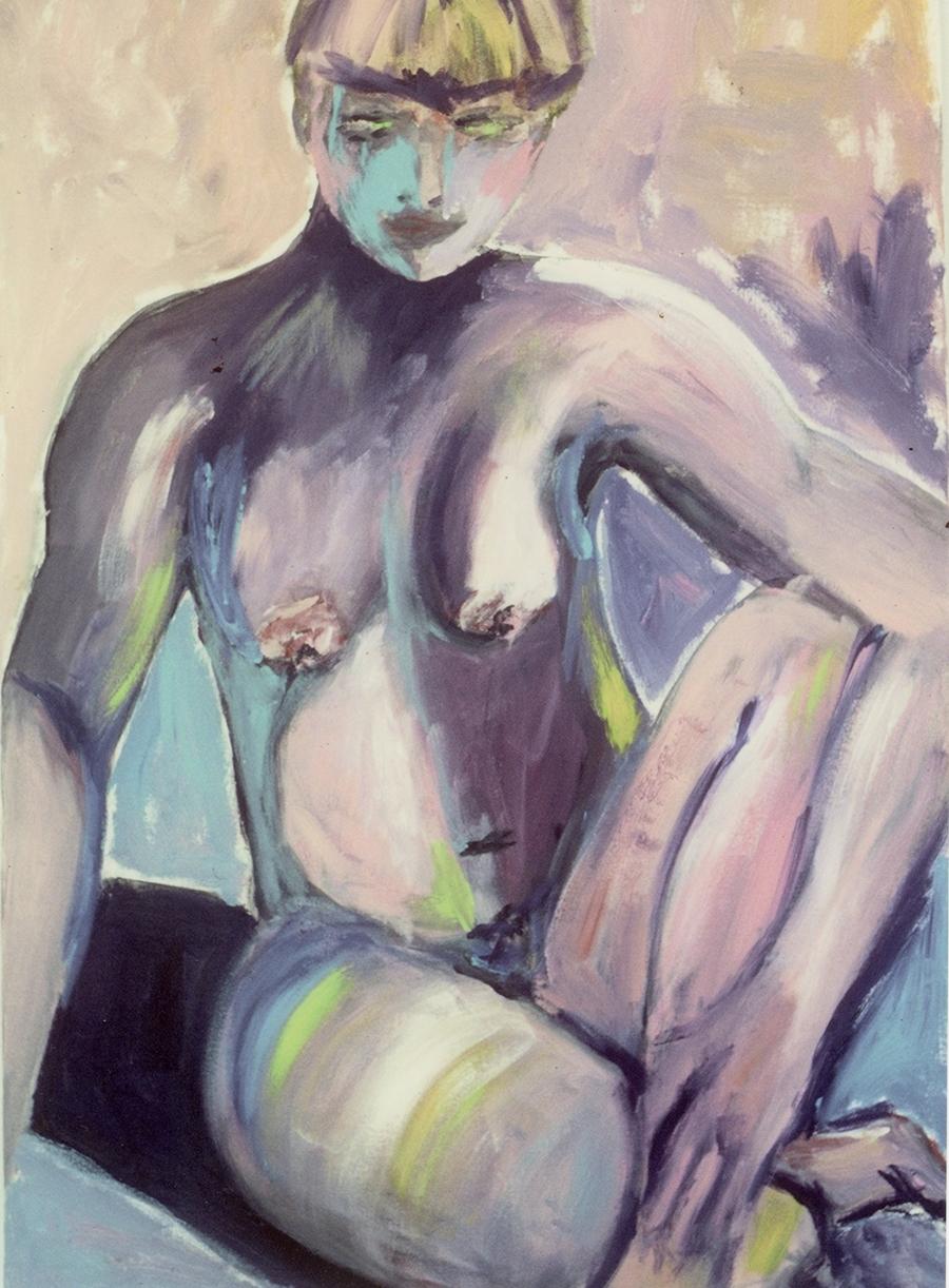 Blue Face, 1983
