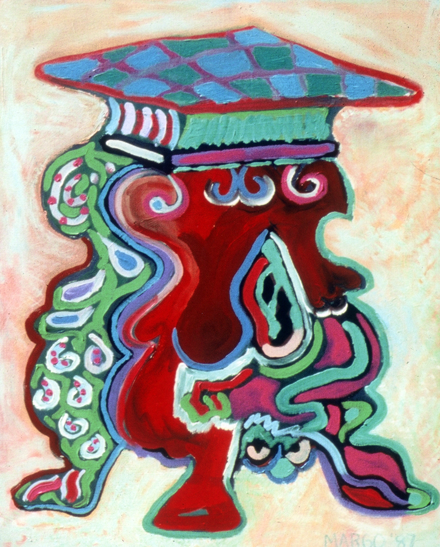 Stool, 1987