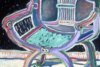 Garden Chair, 1986