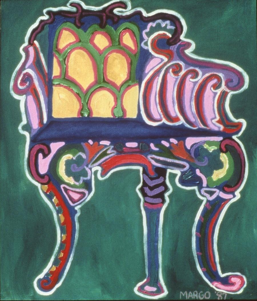 Another Garden Chair, 1987
