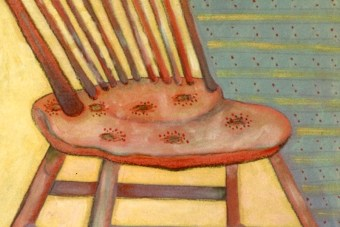 Pink Chair, 1986