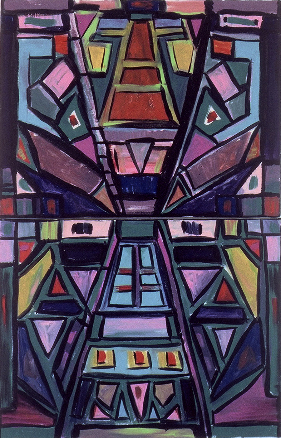 Stained Glass, 1981